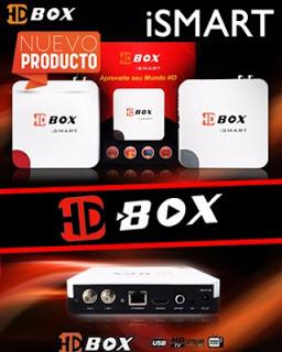 HDBOX iSMART: NOVA ATUALIZAÇÃO V2.0 - 20/07/2017  HDBOX%2BiSMART