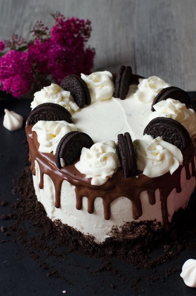 cake Oréos