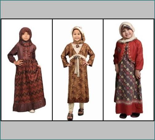 Kemeja Batik Untuk Anak: Model Baju Batik Anak Perempuan Terbaru Foto Dan Gambar