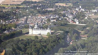 Castelos do Vale do Loire - Château de Valençay