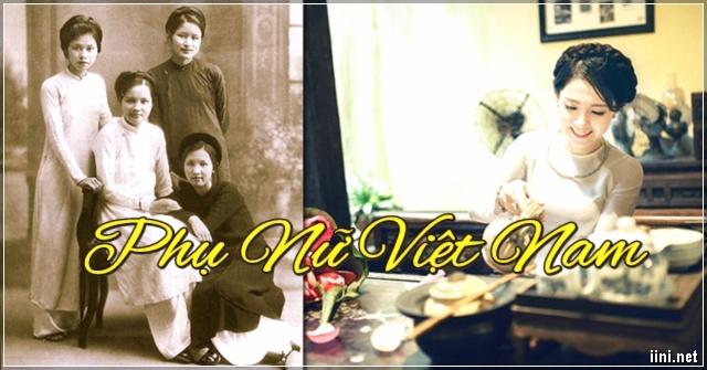 Tản văn hay viết về người Phụ Nữ Việt Nam