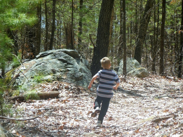 Ruining Nature for Everyone Within a 1-Mile Radius -- My kids love to hike, almost as much as they love to run, scream, and generally annoy innocent people sharing the trail with them.  {posted @ Unremarkable Files}