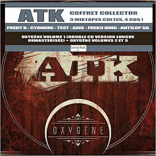 ATK - Oxygene (Coffret Collector) (2012) Flac+320