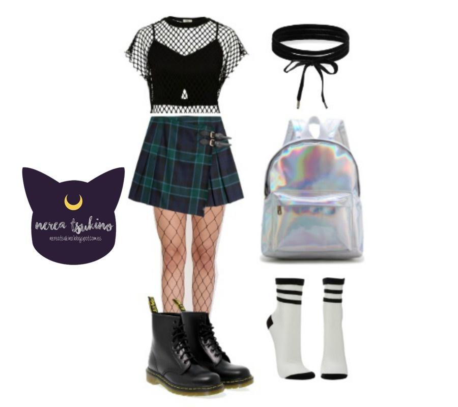 Nerea Tsukino 2 Outfits Inspirados En Lisa De Blackpinku2665