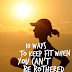 10 ways to keep fit when you can't be bothered