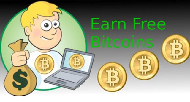 Earn Free Bitcoin Online
