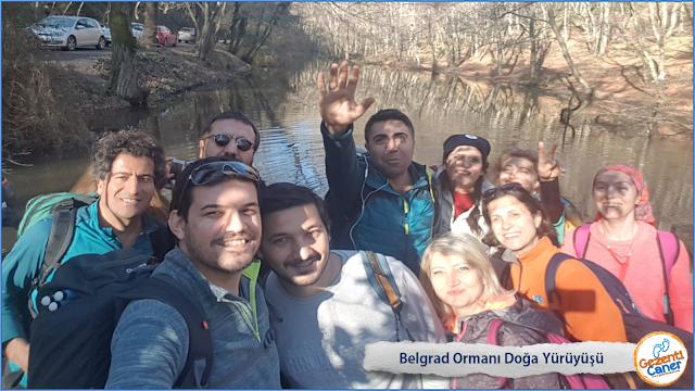 Belgrad-Ormani-Doga-Yuruyusu