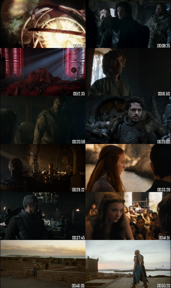 Game of Thrones Season 3 Hindi Complete 720p 480p BluRay All Episodes