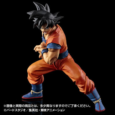 Action Figure LED Son Goku Kamehameha 03