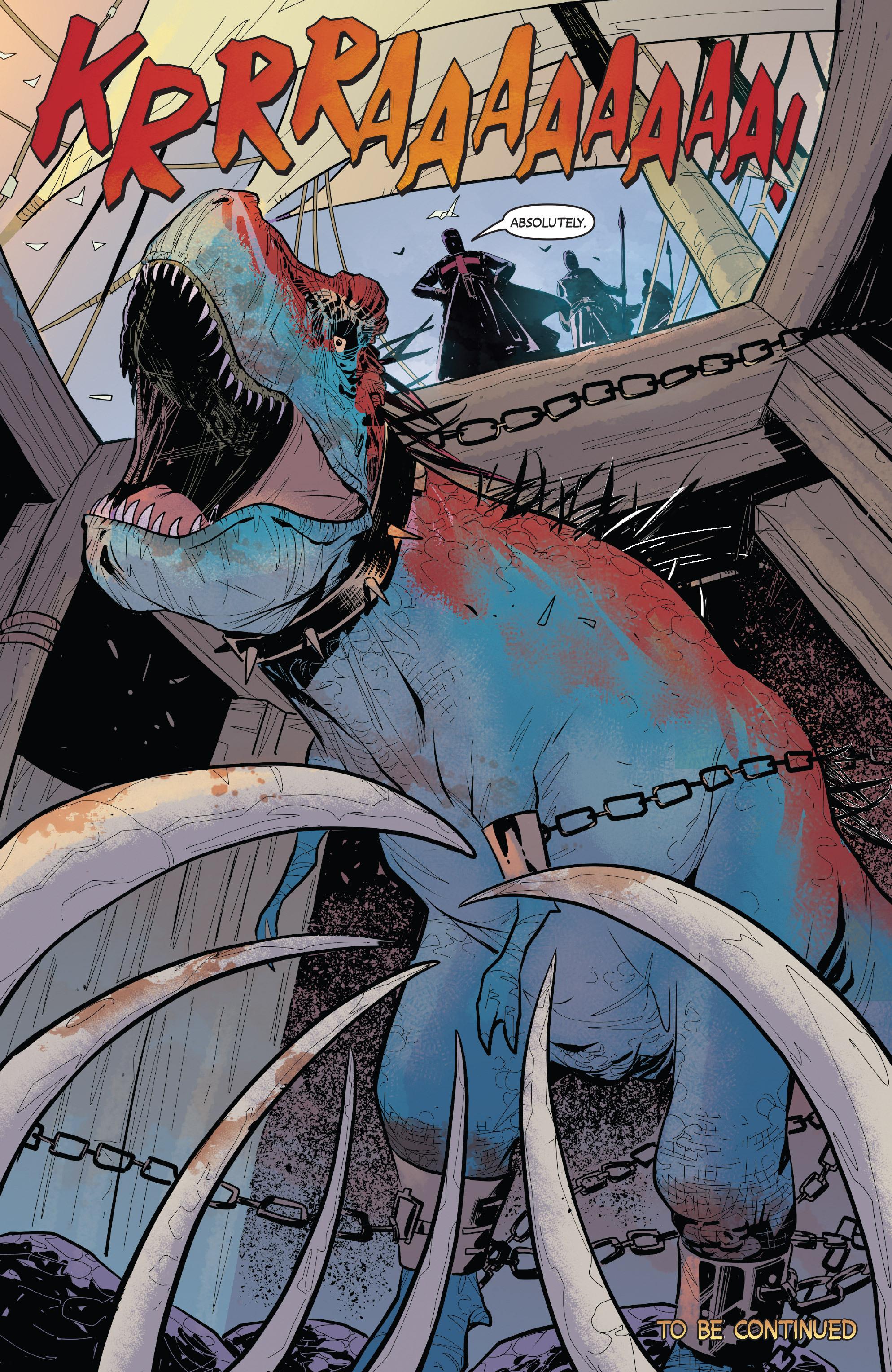 Read online Turok: Dinosaur Hunter (2014) comic -  Issue # _TPB 1 - 49
