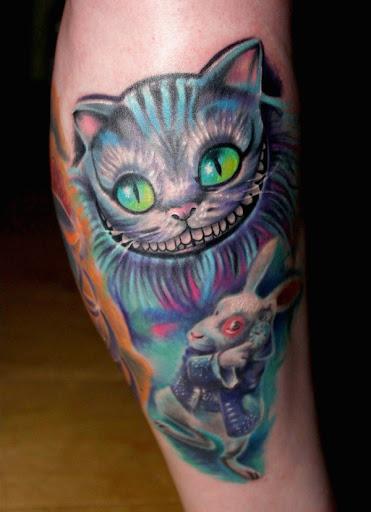 Este gato alegre