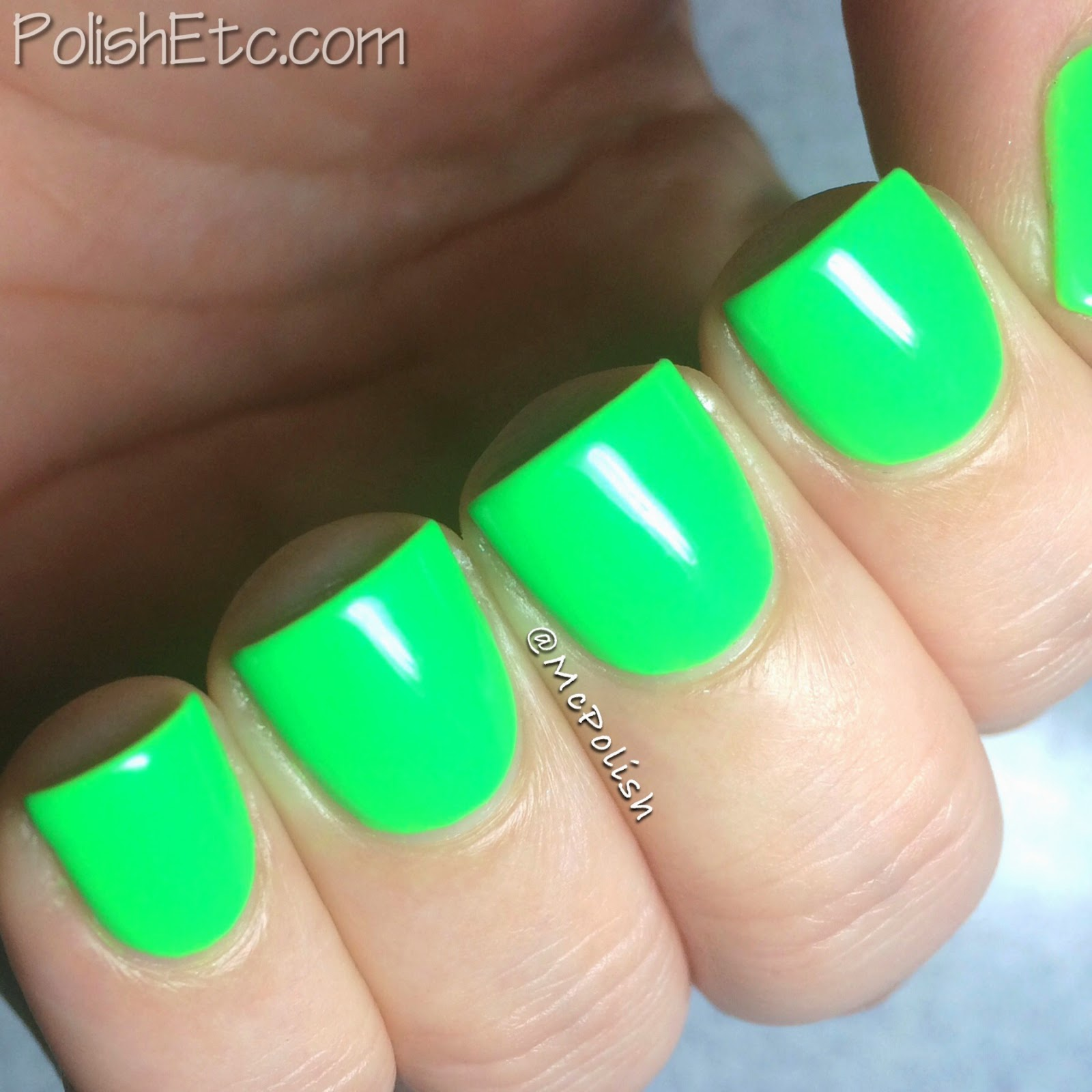 Pipe Dream Polish - A Night in Vegas Neons -  High Roller