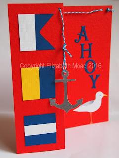 Elizabeth Moad nautical cards