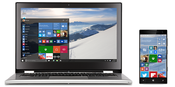 Here's what's new in Windows 10