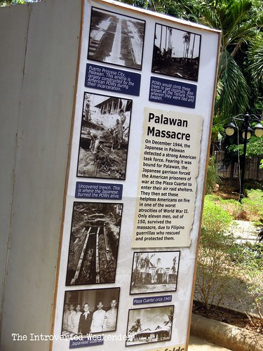 Puerto Princesa Travel Guide: old photographs and narratives about the historic event that occurred inside Plaza Cuartel