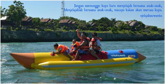 Tanjung Bira, Mengenalkan wisata bahari pada anak | © jelajahsuwanto