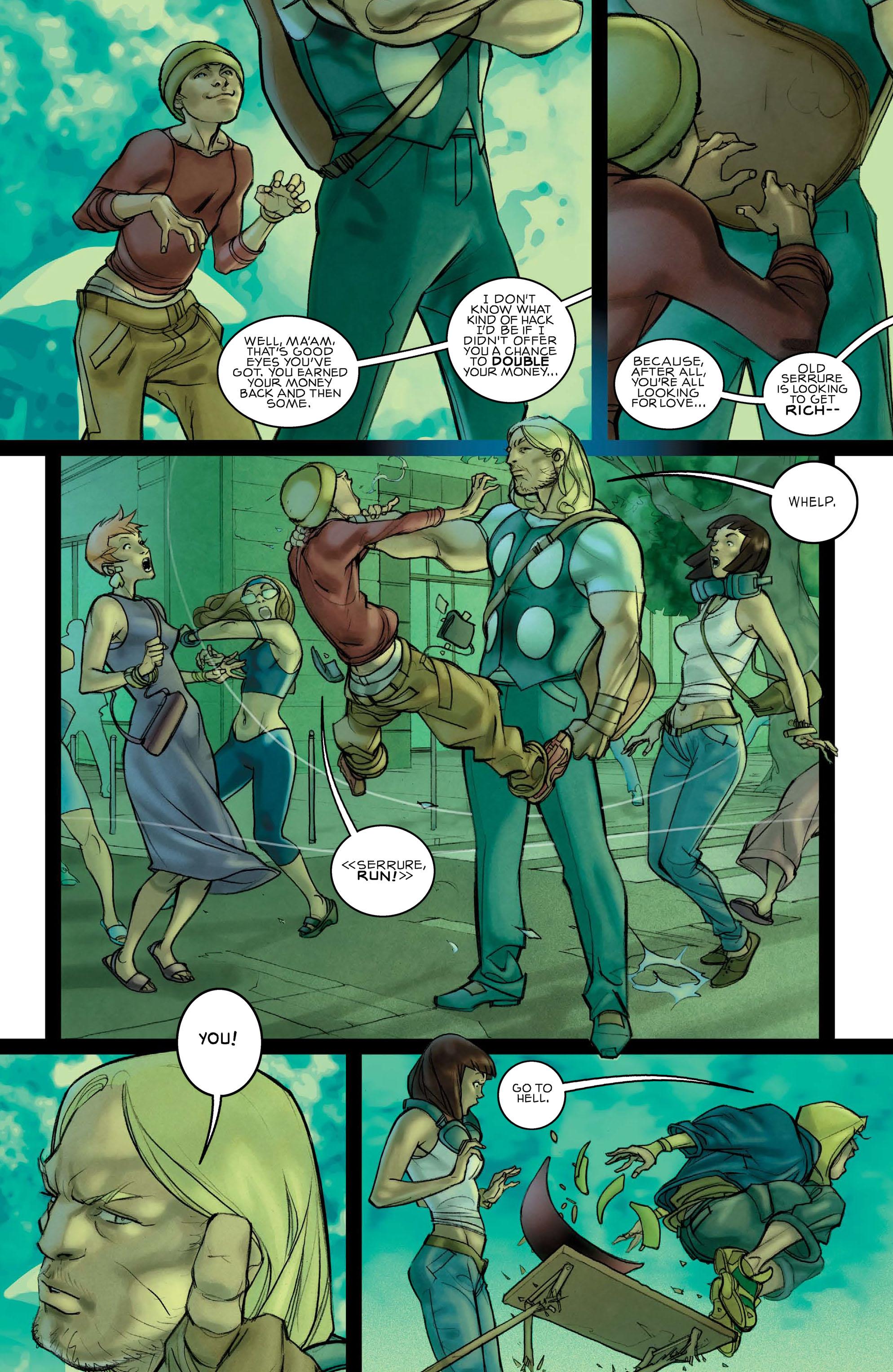 Thor (2007) Issue #617 #30 - English 5