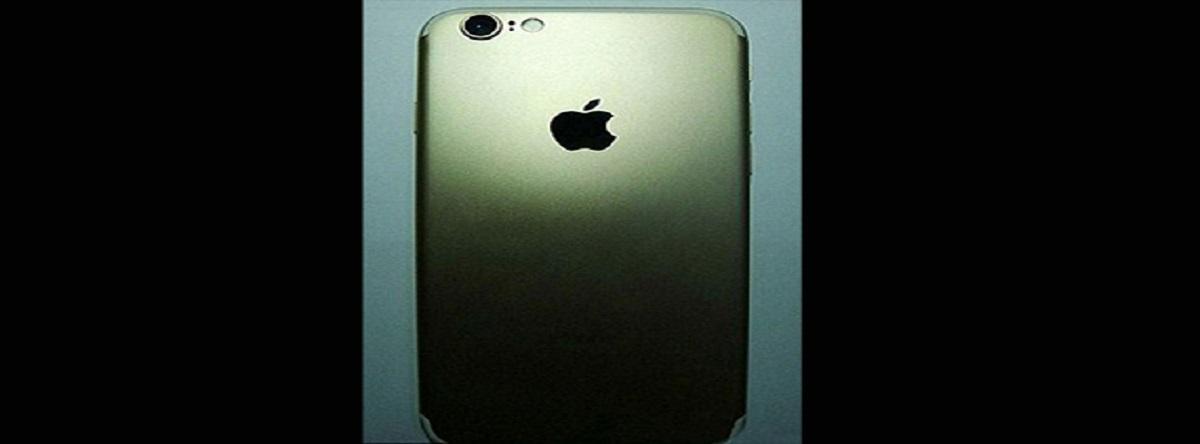 supuestas imágenes del iPhone 7
