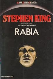 Rabia de Stephen King. Escribir a veces, es un arma de doble filo.