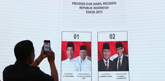 Apakah Quick Count Dari Lembaga Survei Dapat Merepresentasikan Keterpilihan Dalam Pemilu