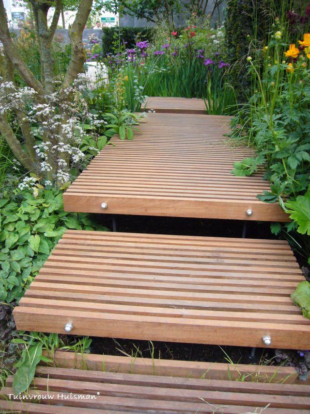 Bekend Tuindesign: 20 Tips en tuinideeën voor een kleine tuin met foto's! HR78