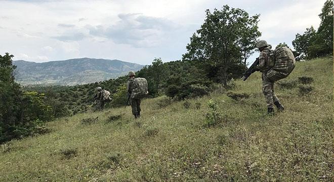 Diyarbakır'daki PKK operasyonunda uyuşturucu ve mühimmat ele geçirildi