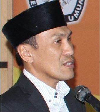 Usman Suhuriah Ketua KPU Sulbar Periode 2013-2018