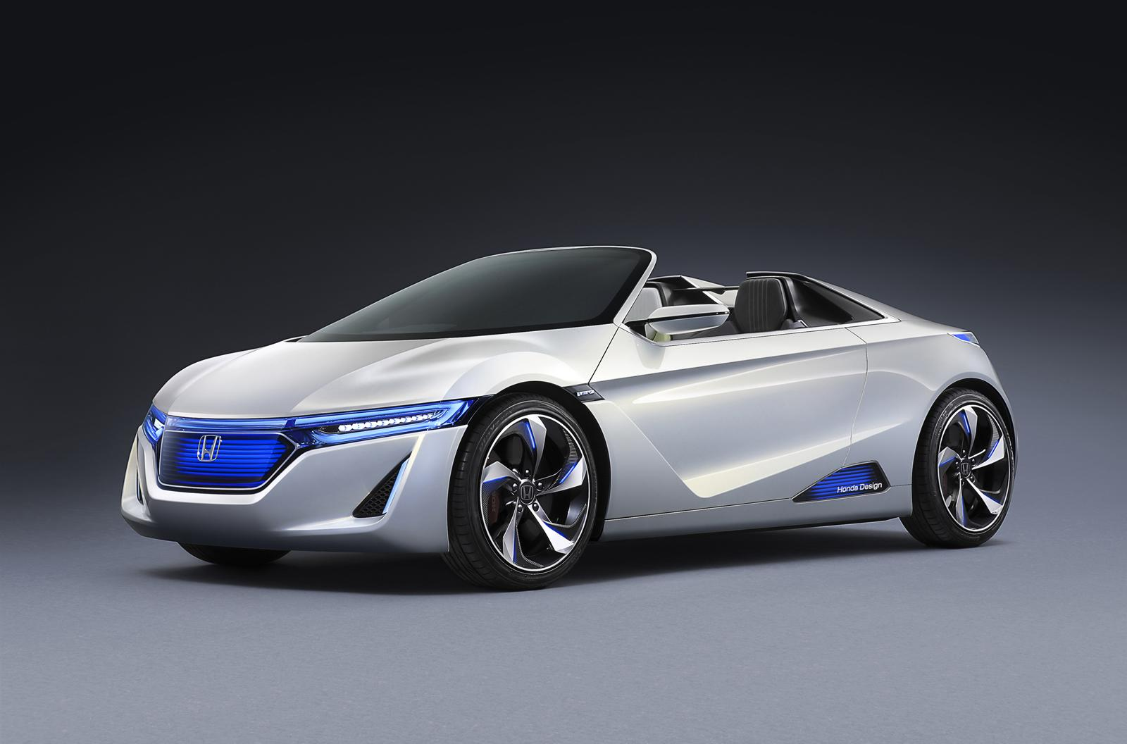 Honda Ev Ster Concept Headed For Production