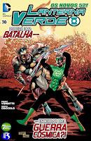 Os Novos 52! Lanterna Verde #30