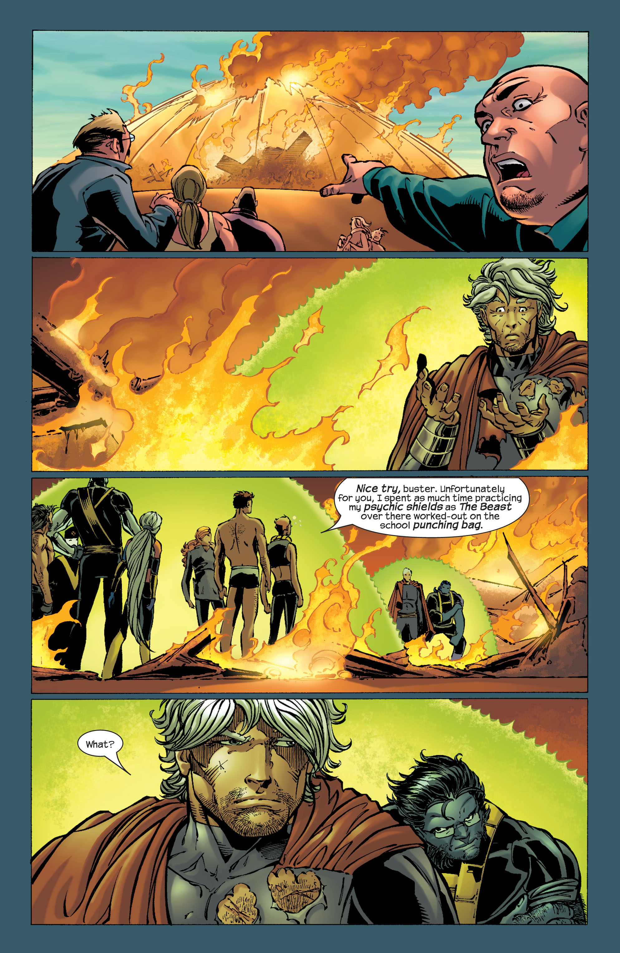 Read online Ultimate X-Men comic -  Issue #31 - 16