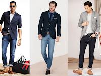 Cara Berpakaian Trendi untuk Seluruh Bentuk Tubuh Pria