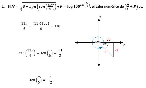 Tema 1 Solución Examen Matemáticas ESPOL 1S-2016