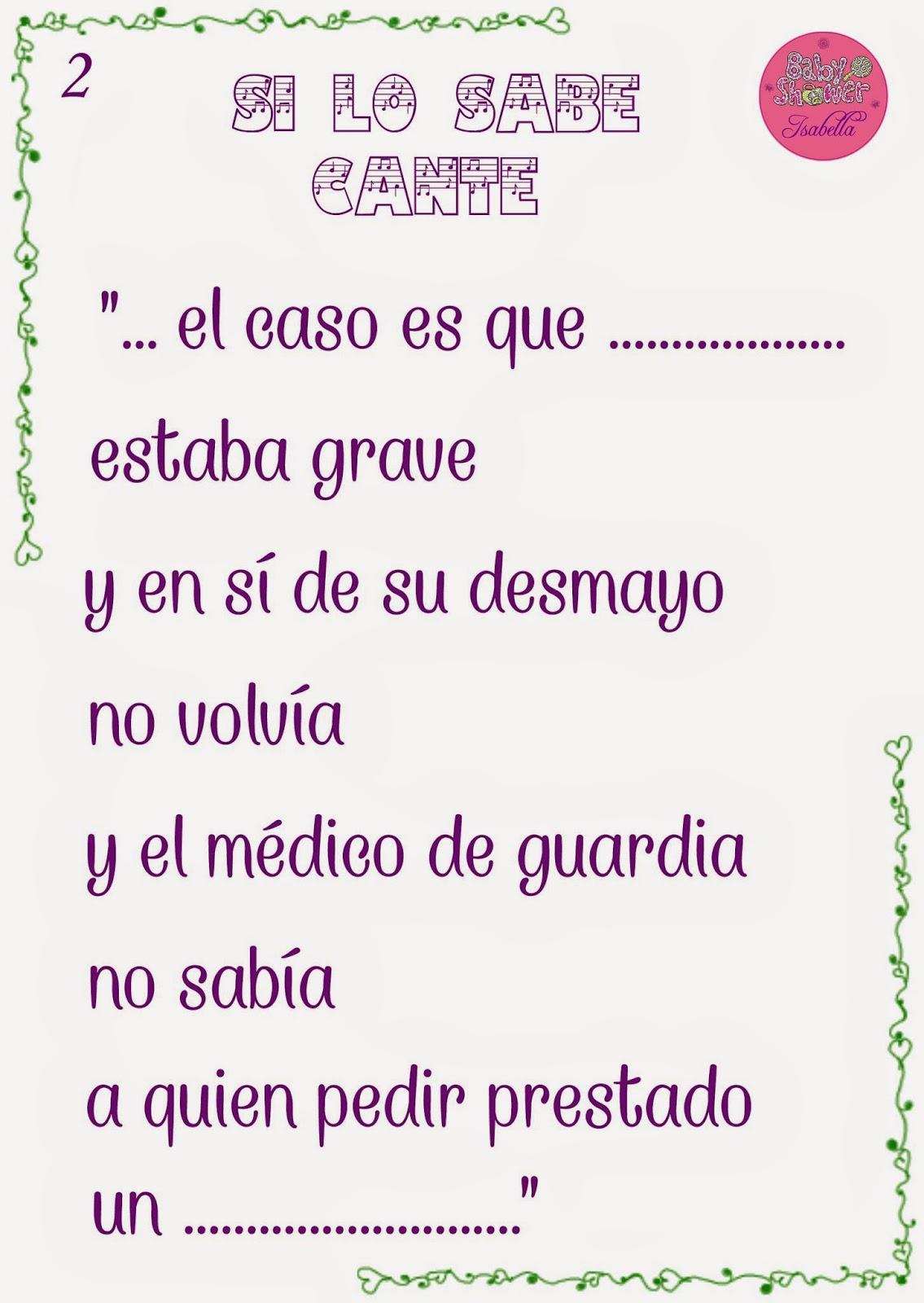 Cositas Varias De Lu Si Lo Sabe Cante