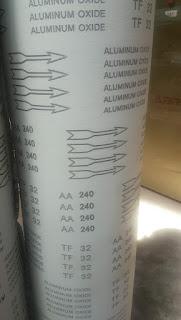 Nhám cuộn TF32 P240
