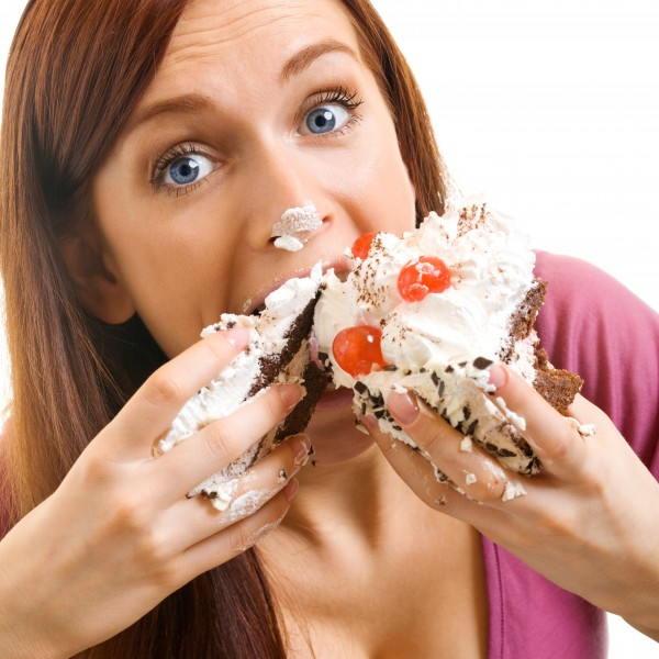 Ăn nhiều chất béo khiến cơ thể dễ tăng cân