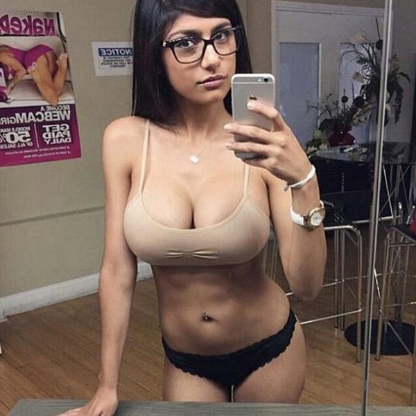 Mia Khalifas Hot Instagram Pictures  Indian Girls Villa -7950