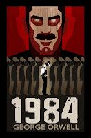 Resultado de imagen de 1984 george orwell portada
