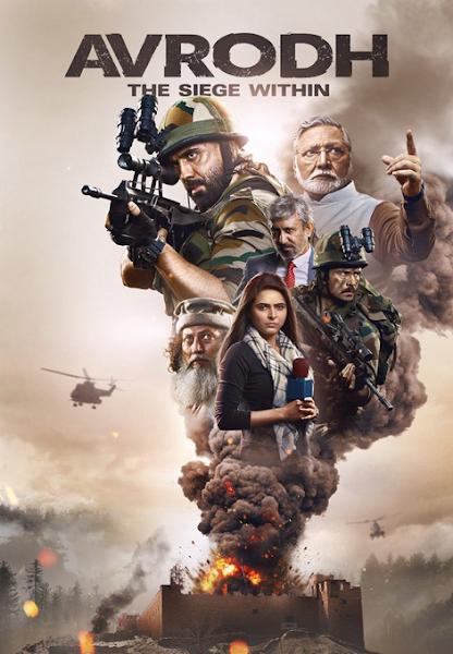 Avrodh: The Siege Within Season 1 Complete Hindi 720p HDRip ESubs Download