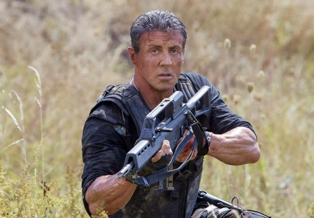 Sly Stallone Is Out Of The Expendables 4