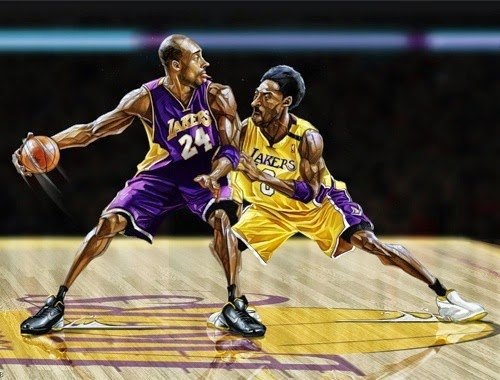 22f61cee3 Top 10 Active NBA Career SCORING Leaders led by the BLACK MAMBA as he  catches AIR JORDAN January 2015 for  3 All-Time...