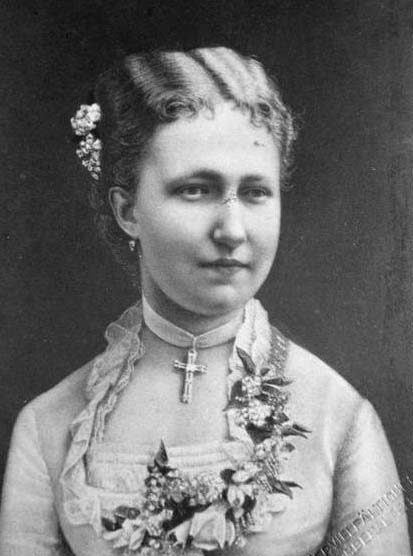 Princesse Stéphanie de Belgique 1864-1945