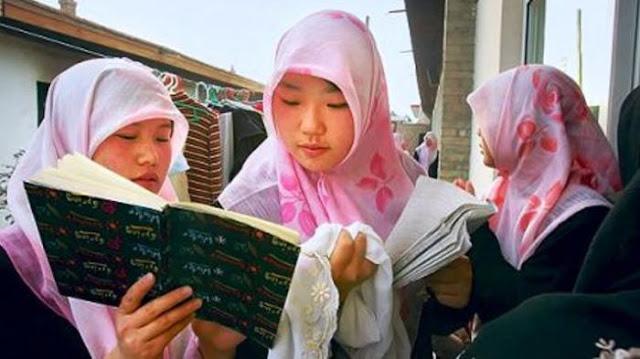 Mengenal Suku Uigur Yang Tersakiti