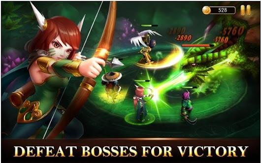 Spirit Guardian Mod Apk v2.3.3 (No Skill Cooldown)