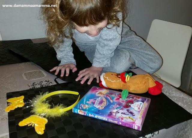 DVD Barbie Avventura Stellare