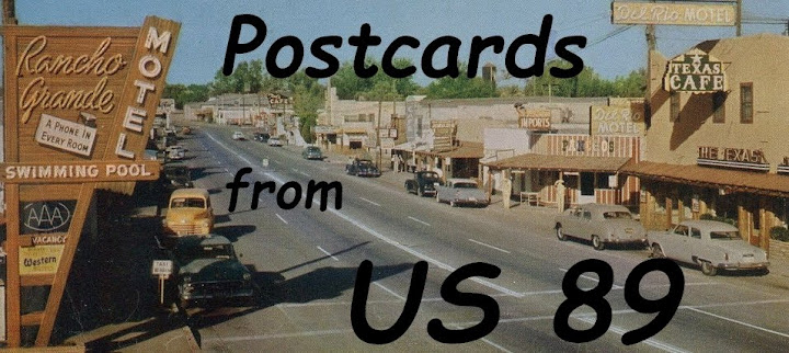 US 89 Postcards