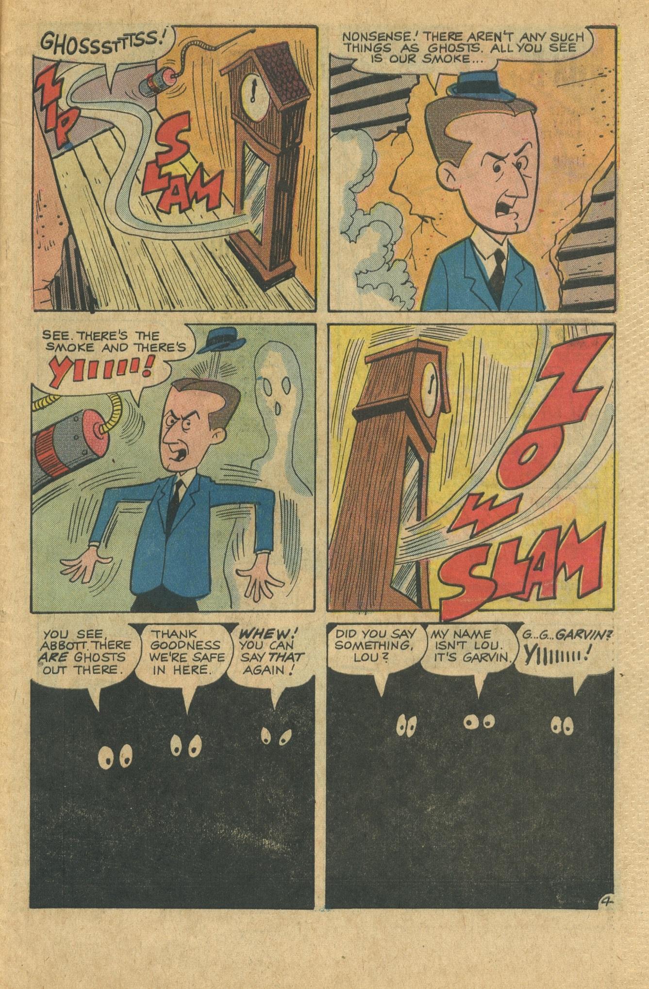 Abbott & Costello issue 13 - Page 31
