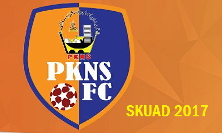 Senarai Pemain PKNS FC 2017 Liga Super Malaysia