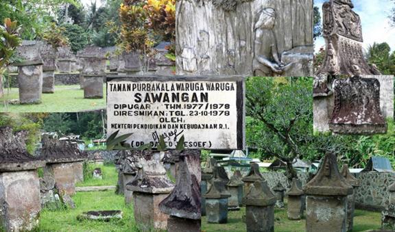 Taman Purbakala Waruga Sawangan