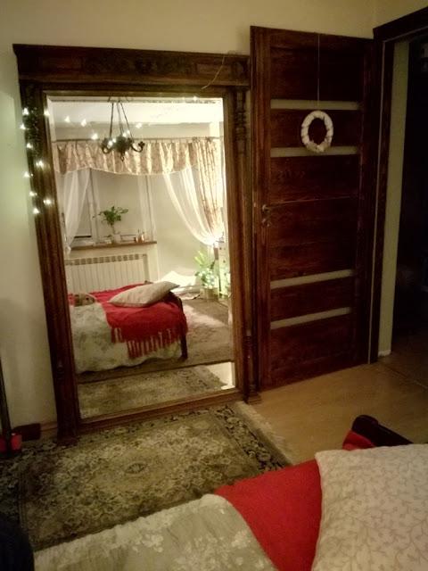 Zaciszna sypialnia