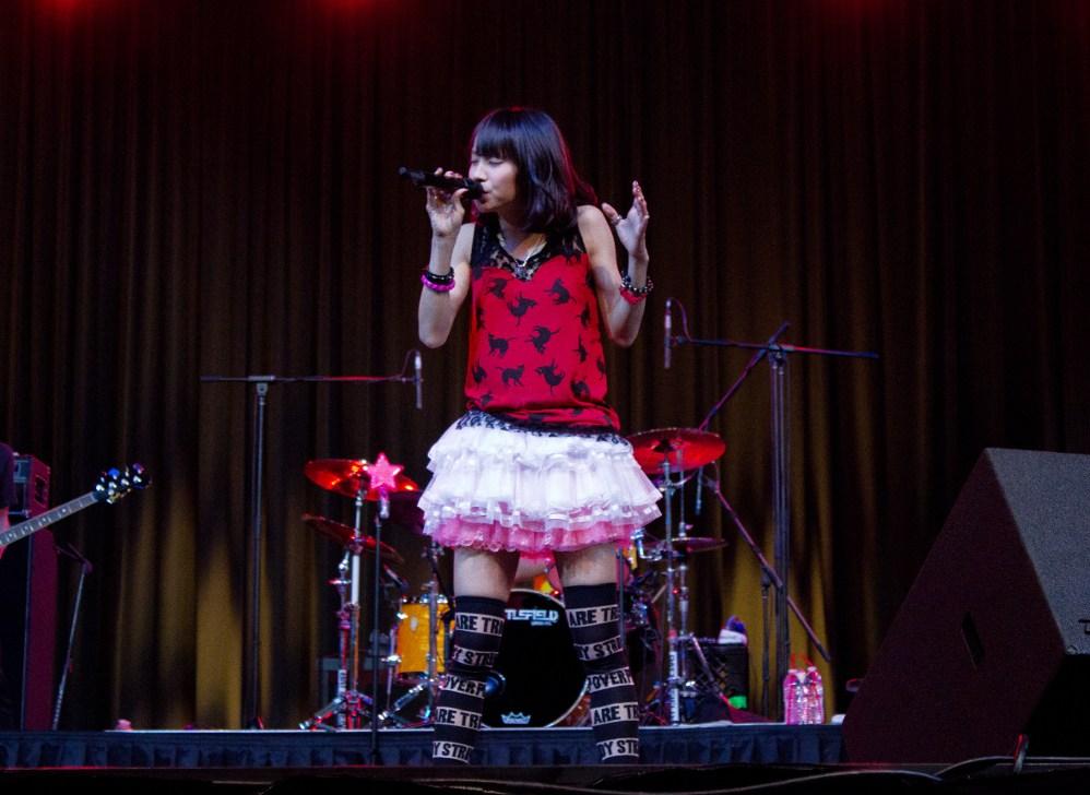 Anime Expo 2012 LA